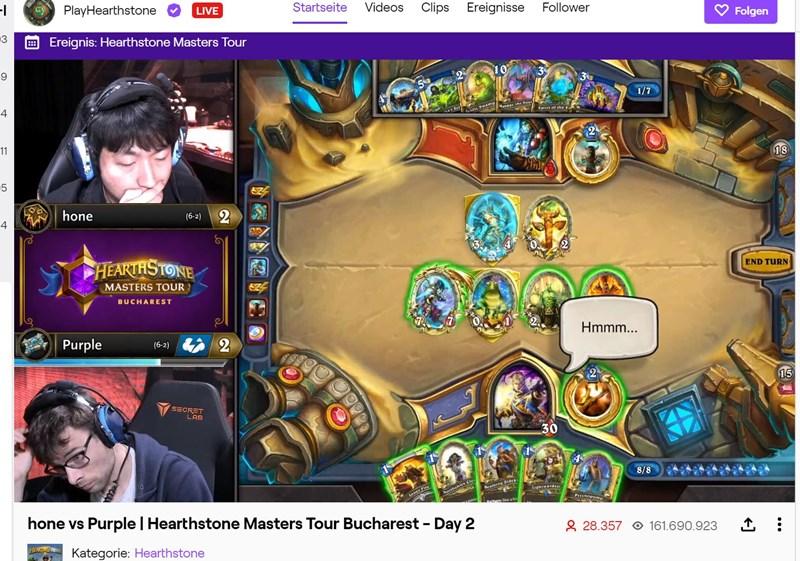 Blizzard bannt Pro-Hongkong-Kommentatoren auf Twitch