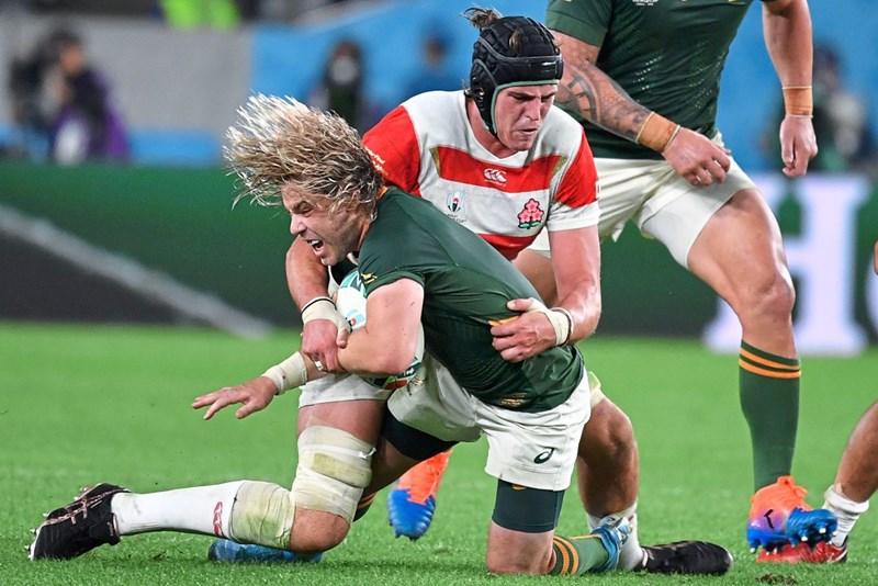 Japans Rugby-Märchen beendet