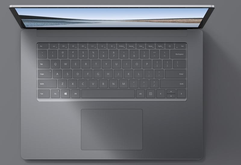 """Microsoft Surface: 15 Zoll-Laptop mit """"angenehmster Tastatur aller Zeiten"""""""