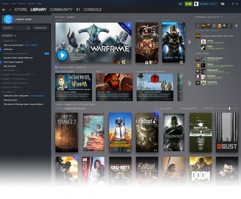 Landen Spiele von Electronic Arts bald auf Steam?