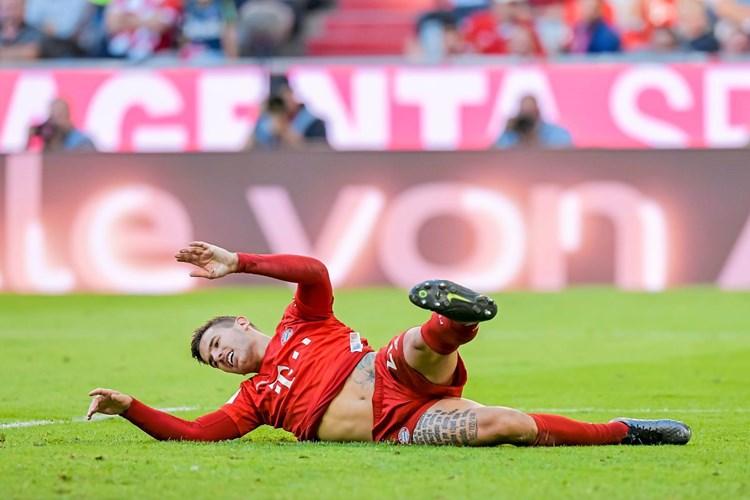 Hernandez Verletzt