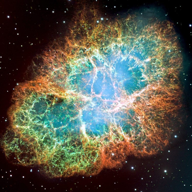 Hochenergetisches Geheimnis des Krebsnebels gelüftet