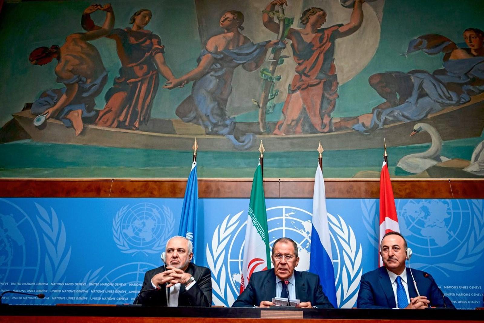 Syrische Regierung und Opposition starten erste direkte Verhandlungen – derStandard.de
