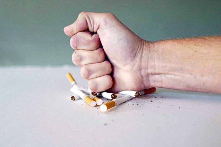 Rauchen aufgehort nachts wach