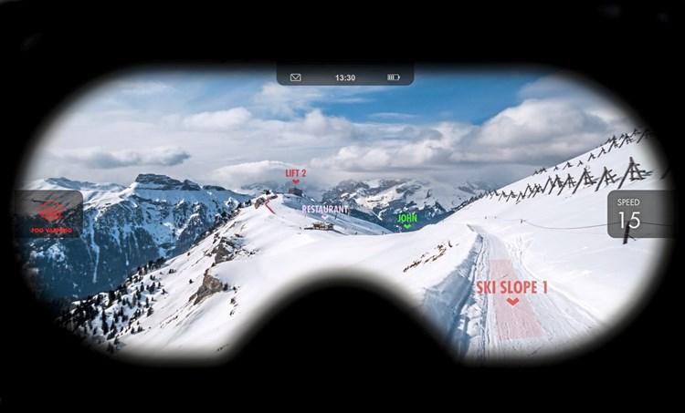 Digitale Gadgets werden in den Skigebieten immer wichtiger