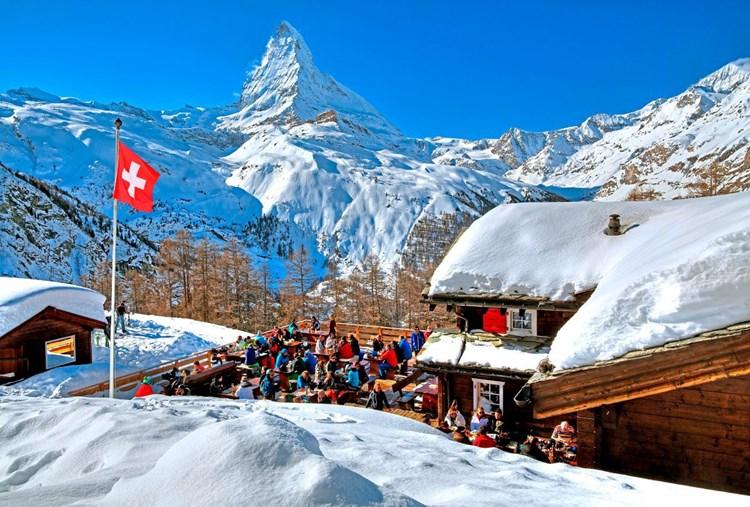 Skipreis-Index: Österreich liegt in Europa preislich im Mittelfeld