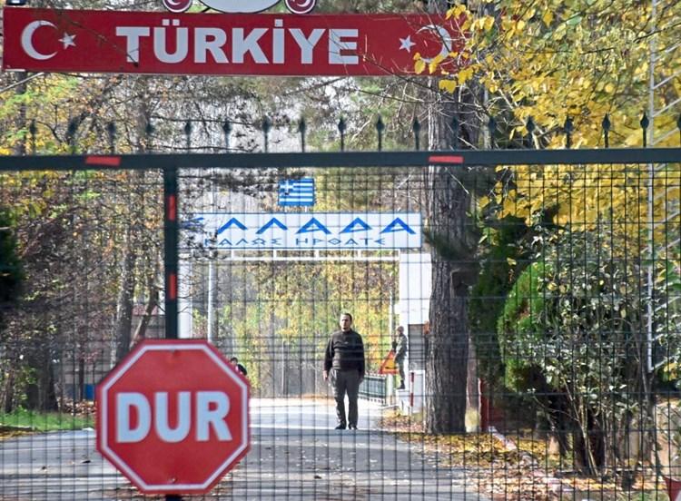 Grenz-Pingpong mit IS-Anhänger zwischen Türkei und Griechenland