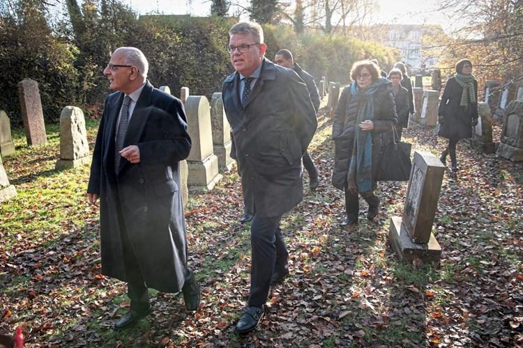 Dänische Neonazis schändeten jüdischen Friedhof