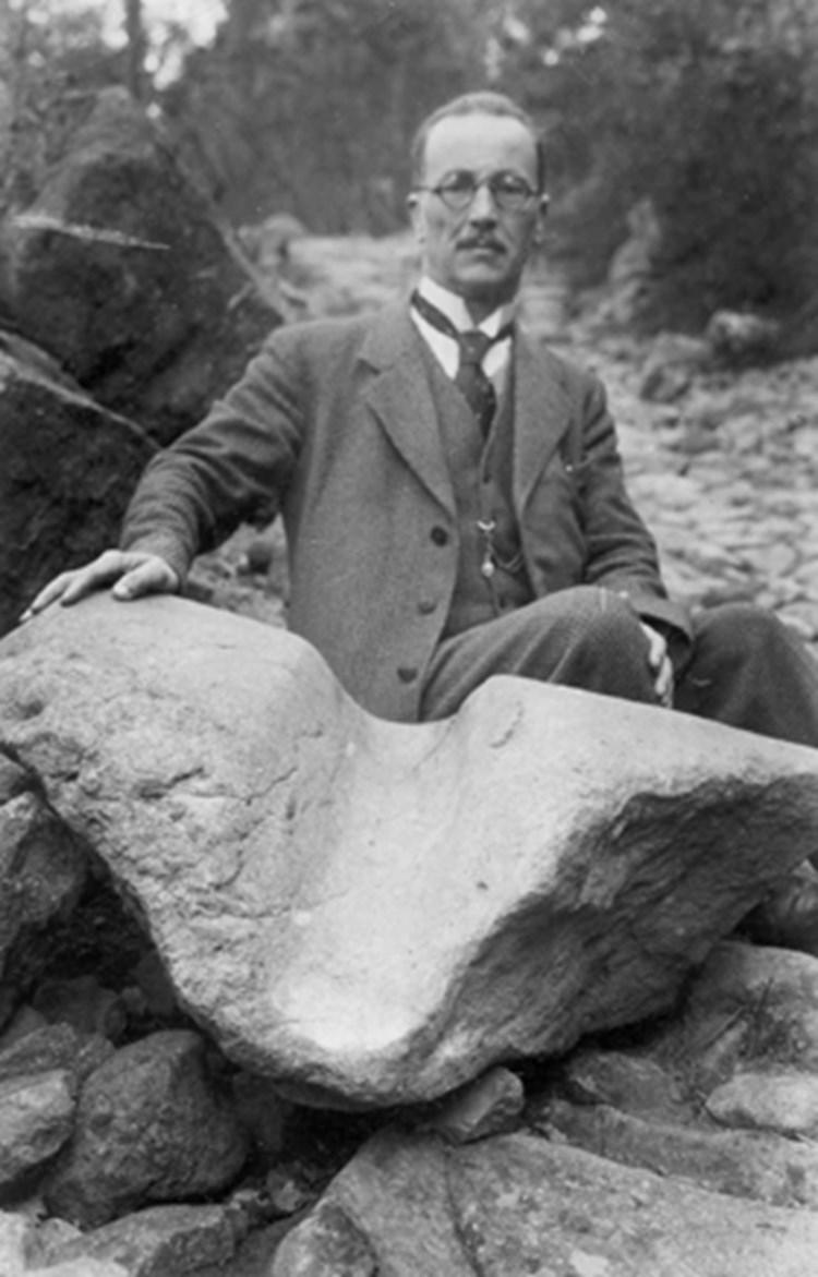 """Karl Felix Wolff – der Barde der """"Bleichen Berge"""""""