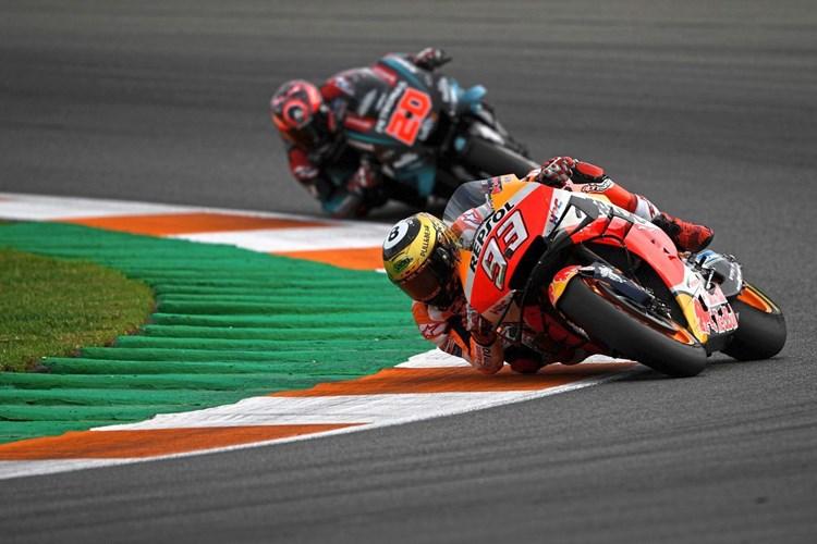 MotoGP-Dominator Marquez beendet Traumsaison mit Heimsieg