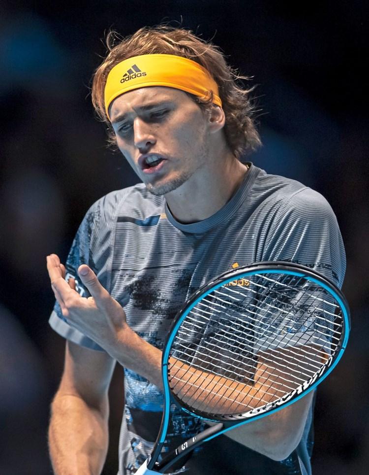Daviscup ist nach den ATP Finals
