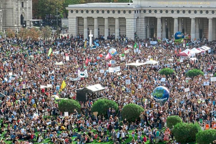 Nächster globaler Klimastreik als Rebellion oder als Pflicht