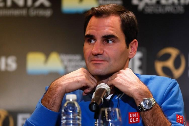 Federer ist auf die Wachablöse durch die Jungen vorbereitet