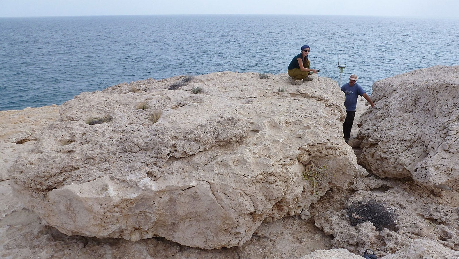 15-Meter-Tsunami traf vor 1.000 Jahren auf die Küsten des Oman