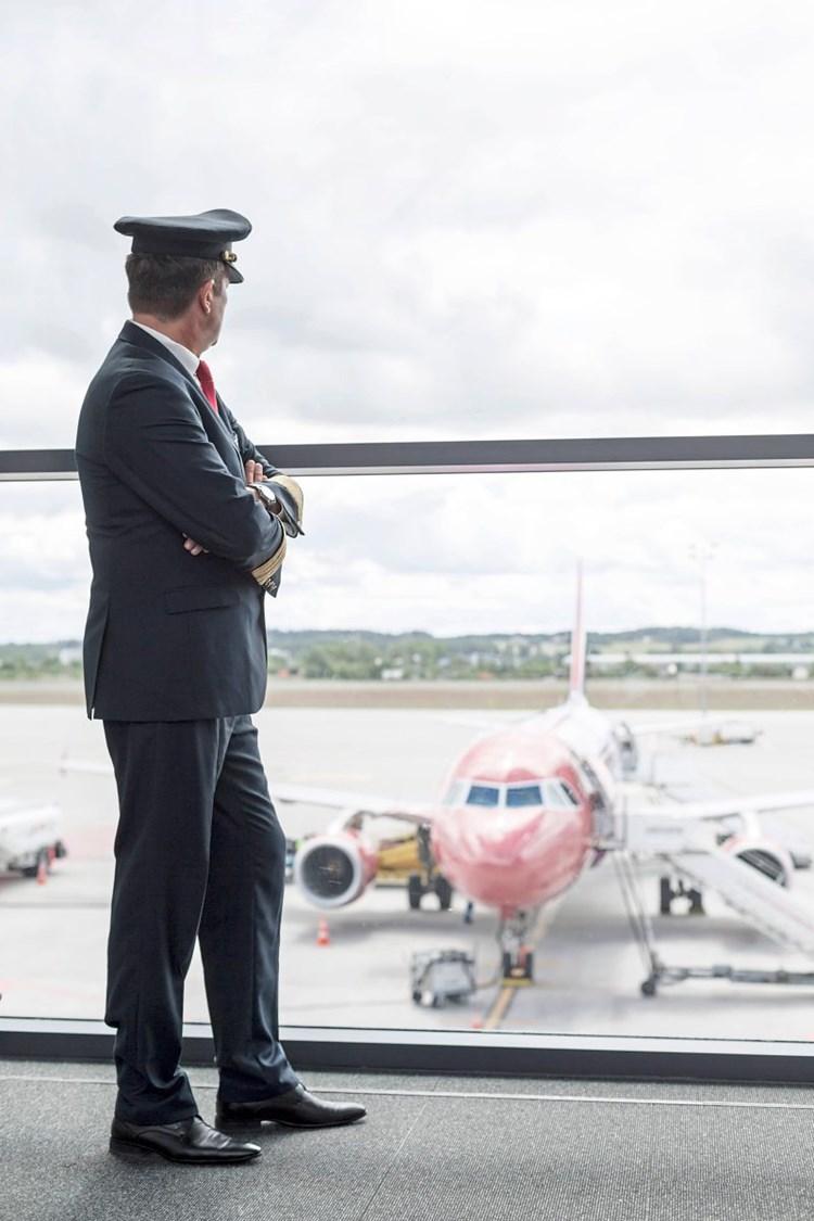 Passagier gab sich als Pilot aus: Er wollte nicht Schlange stehen