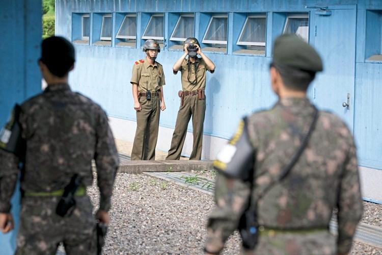 USA erwägen im Streit mit Südkorea Abzug von Soldaten