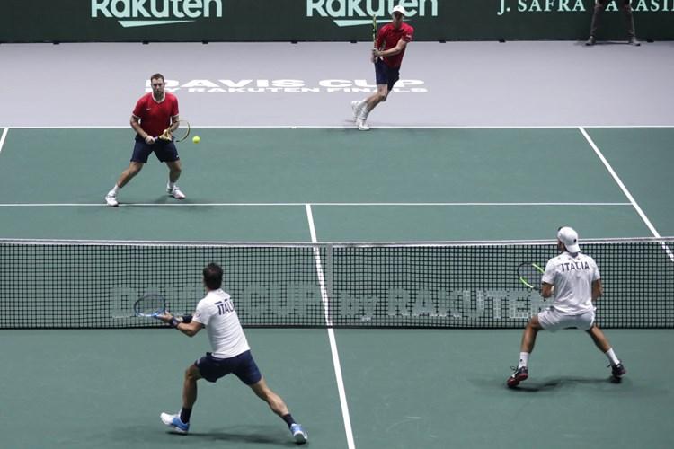 Madrider Davis-Cup-Nachtschicht ging bis nach vier Uhr Früh