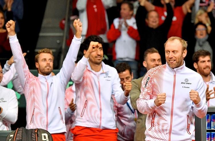 ÖTV-Davis-Cup-Team wird Uruguay empfangen