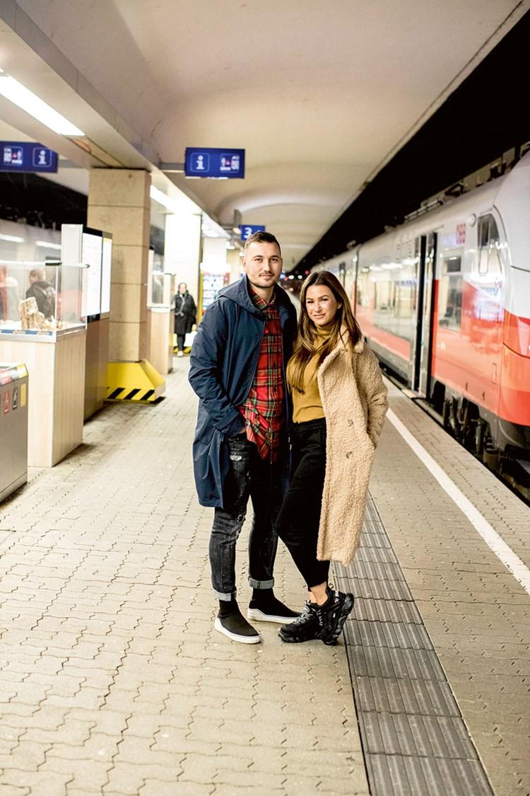 Ein Paar fragen: Gabriella und Sergej