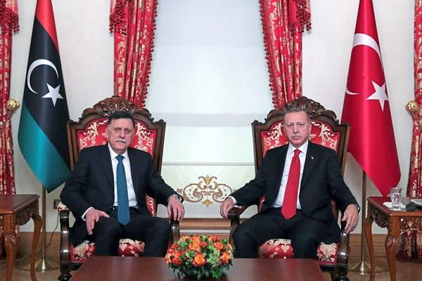 Foto: APA/ AFP Turkish Presidential Press Service