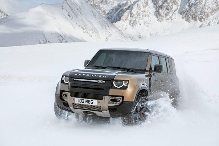 Land Rover Defender: Die Legende lebt