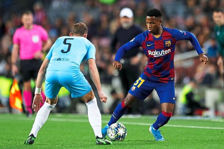 Barca verlangt für Wunderkind Ansu Fati 170 Millionen Euro