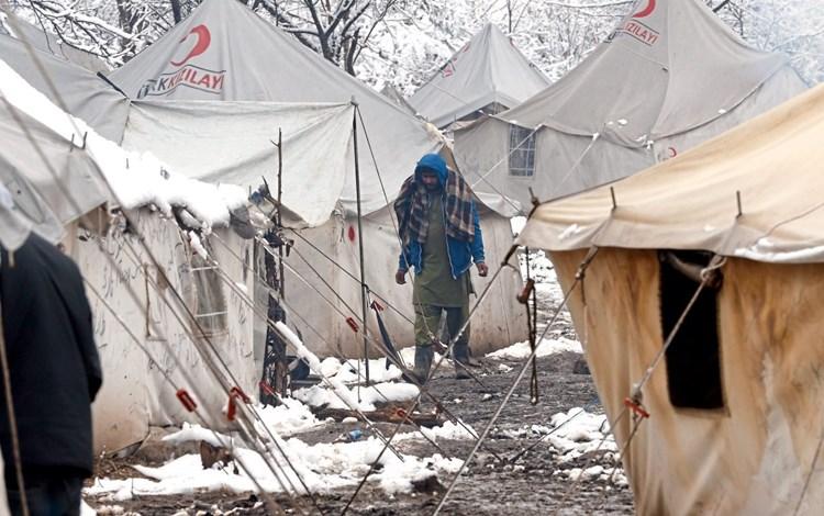 Migranten in Bosnien: Zwischen Kälte und dem Traum von der EU