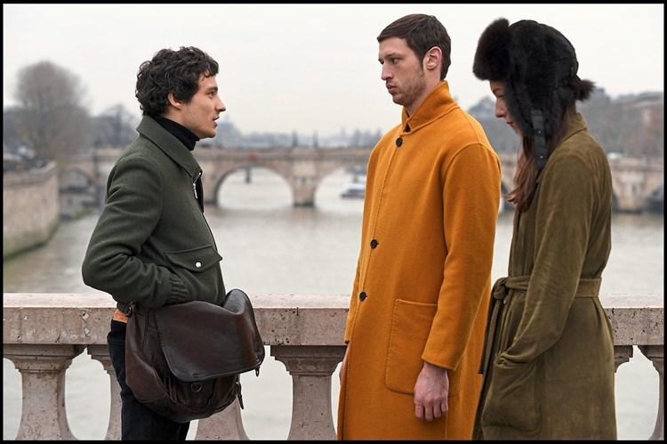 "Mit Israel ins Pariser Exil: Nadav Lapids Film ""Synonymes"""
