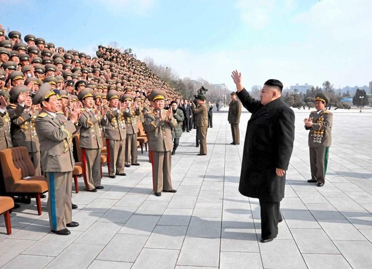 Trump hofft weiter auf Dialog mit Nordkorea