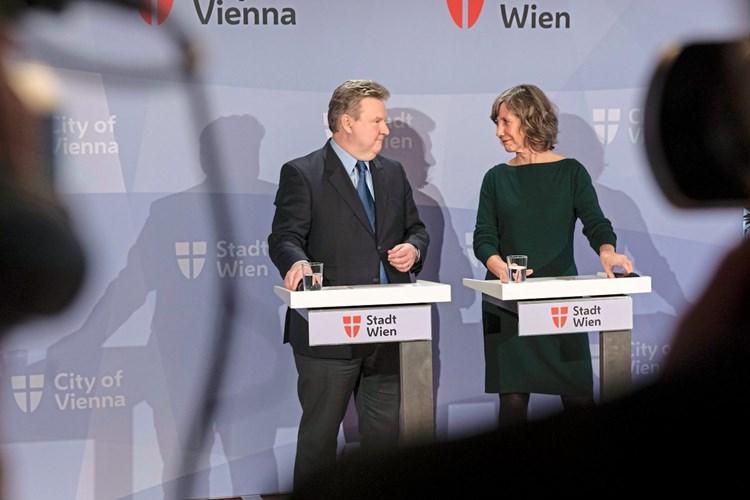 Bürgermeister Ludwig peilt Wien-Wahl im Herbst 2020 an