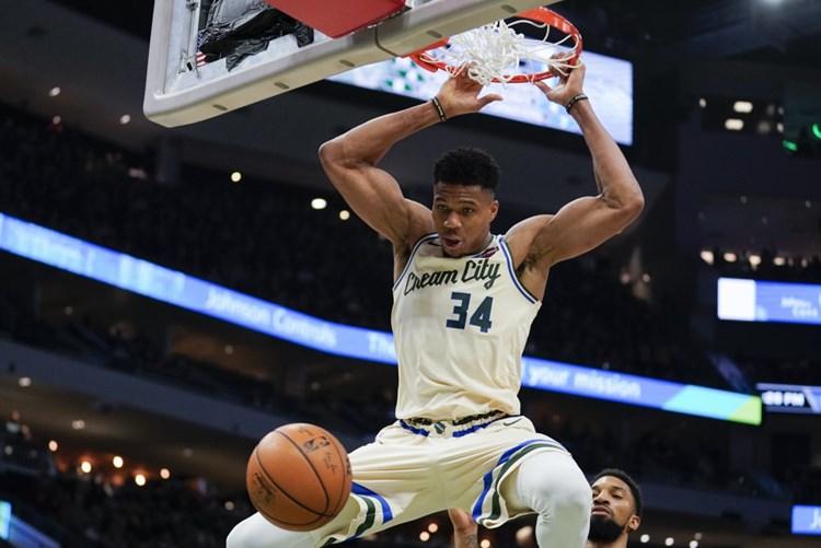 Milwaukee Bucks fixierten 15. NBA-Sieg in Folge