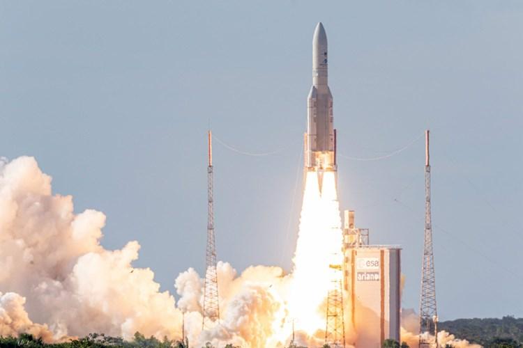 Französische Raumfahrtindustrie pocht auf Führungsrolle in der ESA