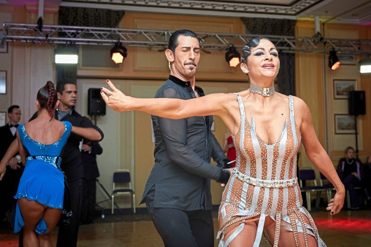 "Tanzturnier in Wien: ""Wie Dancing Stars ohne Kameras"""