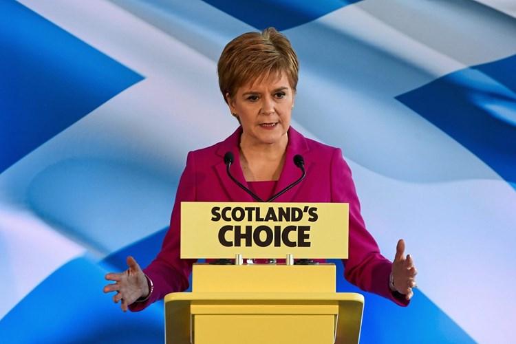 Aus Schottland und Nordirland droht Johnson trotz Wahltriumphs Ungemach