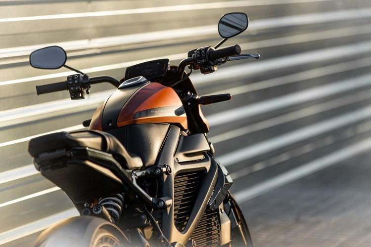 Harley-Davidson LiveWire: Das Herz in der Hose