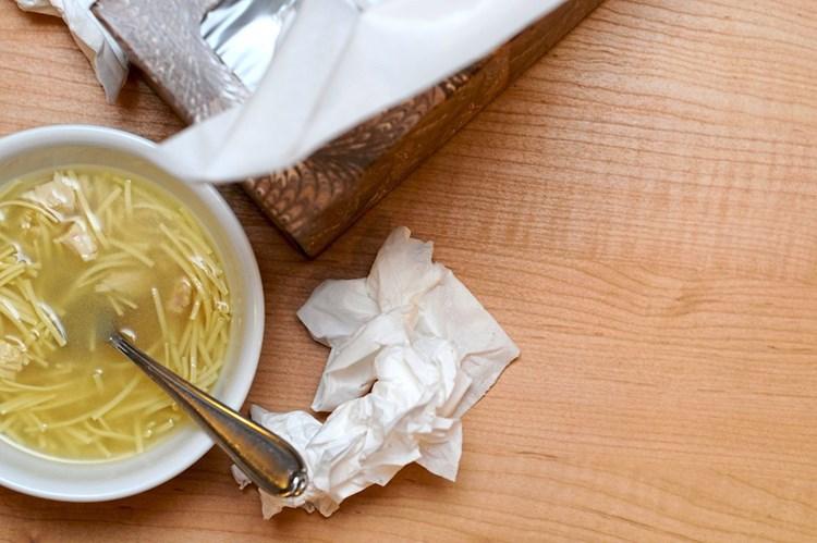 Was man essen sollte, wenn man krank ist