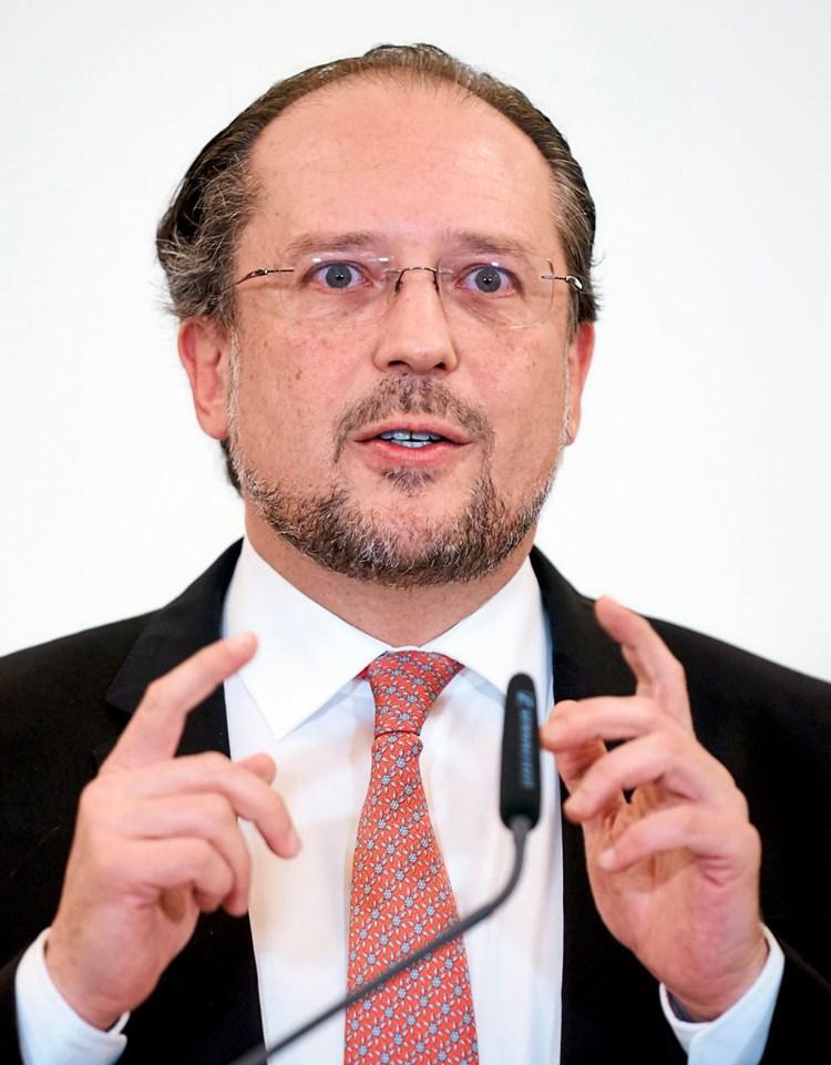Außenminister Von österreich