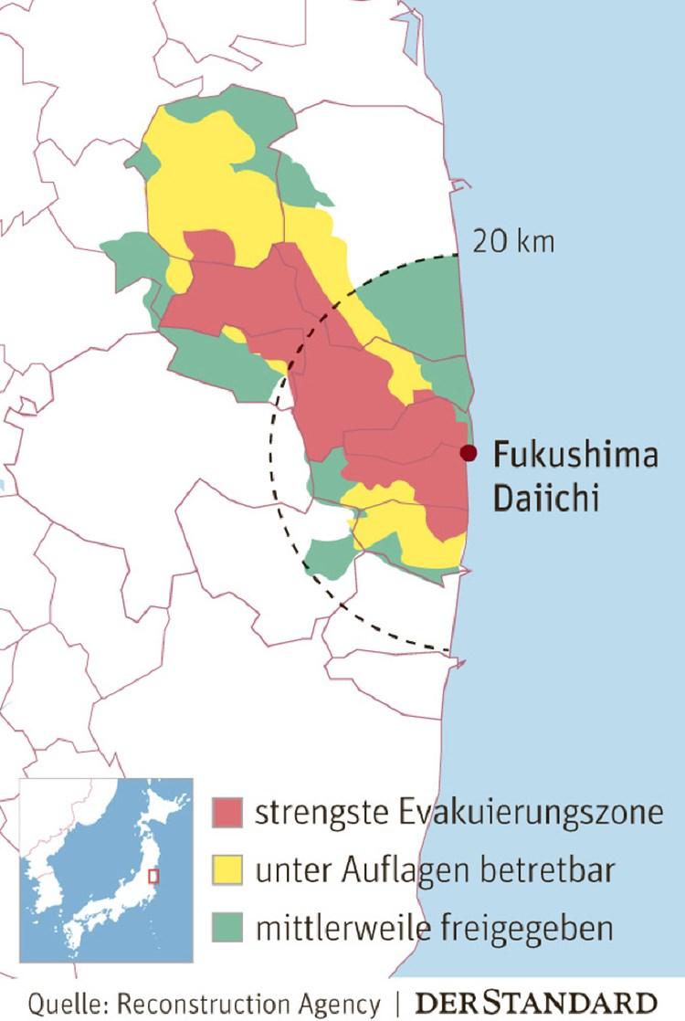 In Fukushimas Sperrzone kreucht und fleucht es
