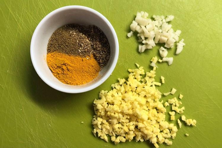 Rezept: Schnelles Fischcurry