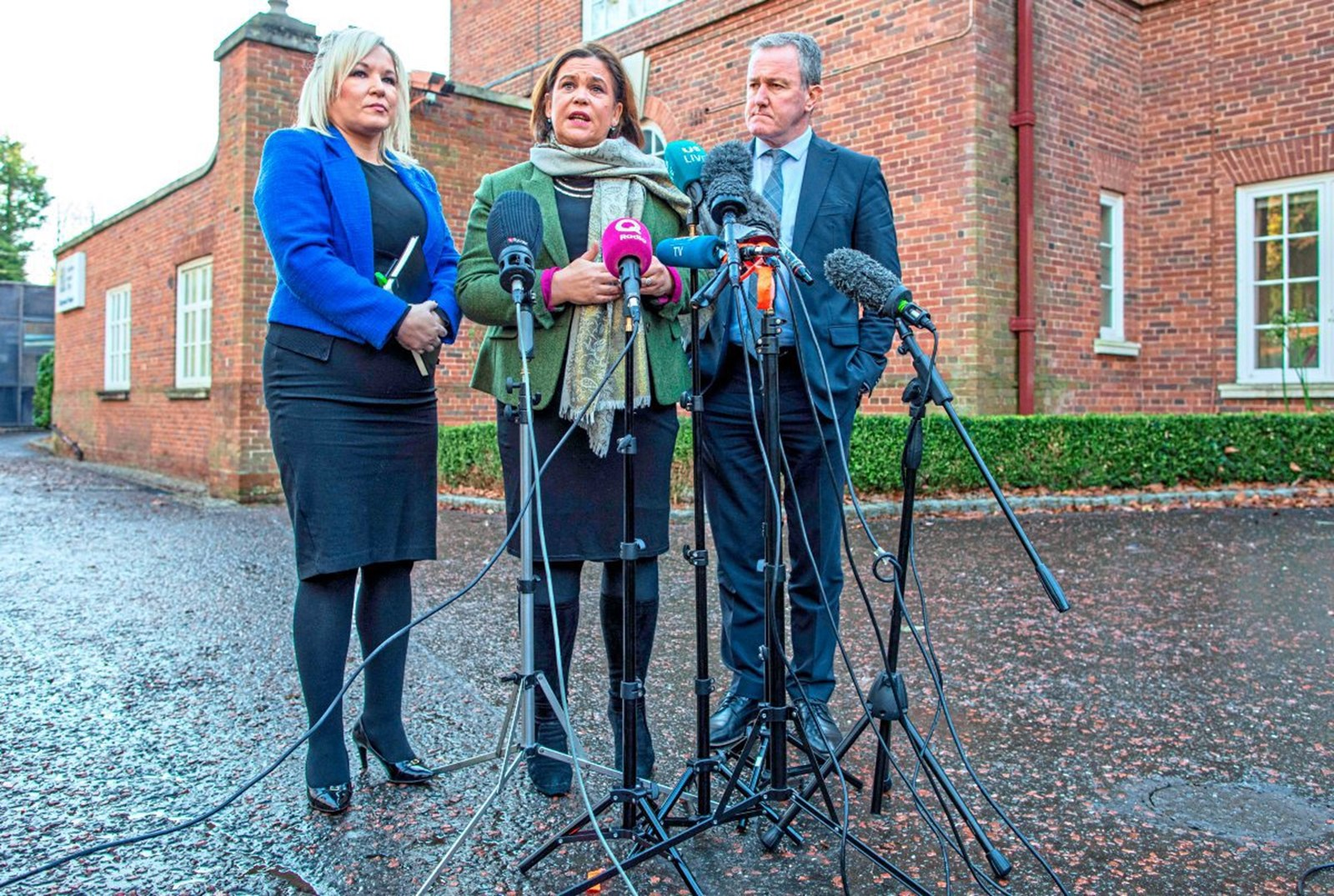 Nordirische Parteien einigen sich auf neue Regionalregierung