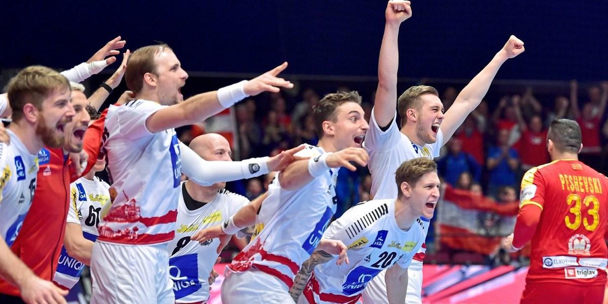 Handball Party In Wien Geht Weiter Osterreich Nach Sieg