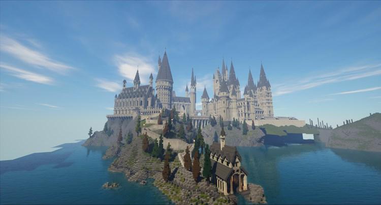 """""""Minecraft""""-Mod ist der Traum von """"Harry Potter""""-Fans"""
