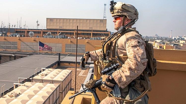 US-Truppen sollen Einsätze mit irakischer Armee wieder aufgenommen haben