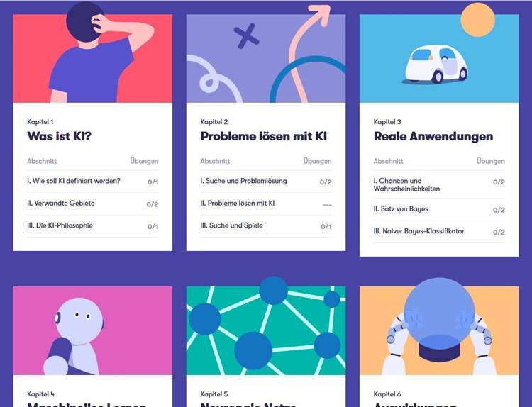 AI for Dummies: Online-Crashkurs erklärt künstliche Intelligenz