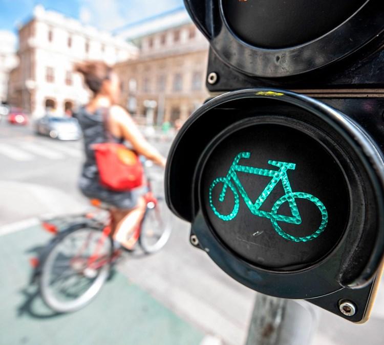 Um 2,5 Prozent mehr Räder auf Wiens Straßen