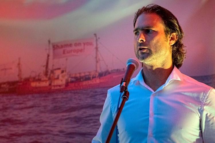 Sea-Eye-Gründer Buschheuer erhält Menschenrechtspreis