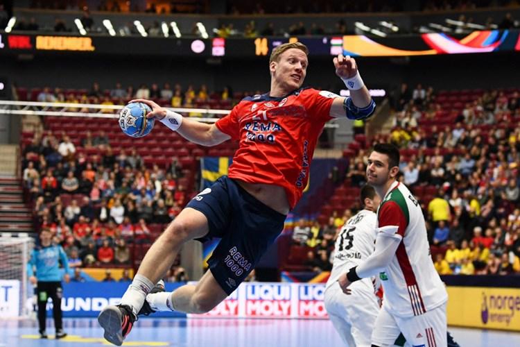 Norwegen gab sich in EM-Hauptrunde gegen Ungarn keine Blöße