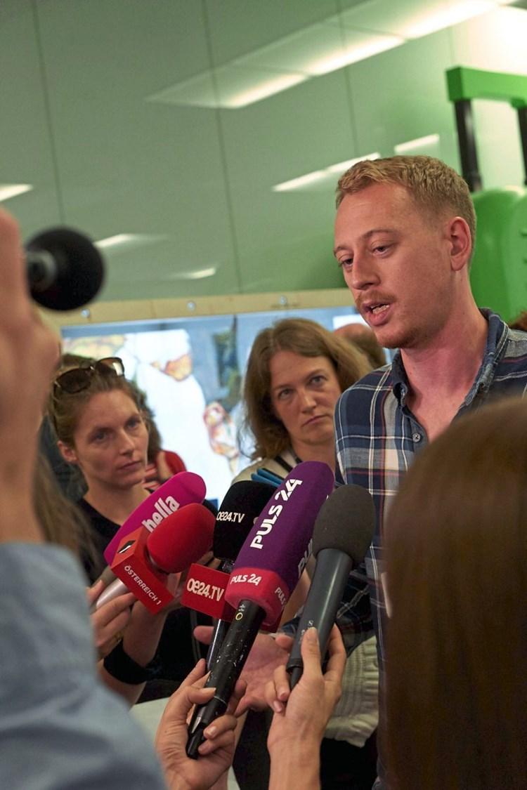 Nach Einspruch: Staatsanwaltschaft Graz verteidigt ihre Ermittlungen gegen Max Zirngast