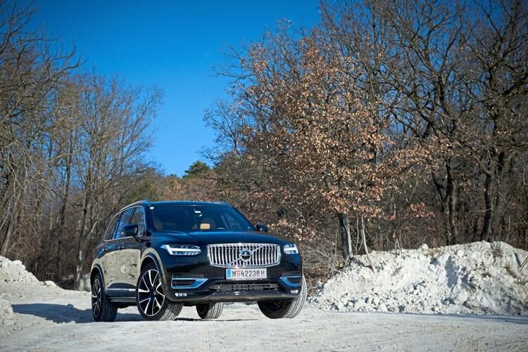 Volvo XC60 und XC90: Winterwunderwerkl