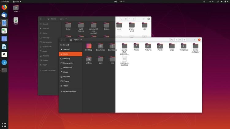 Ubuntu bekommt einen neuen Look